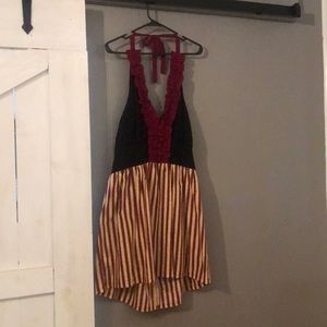 Game Day themed Dress/ Florida State Seminoles